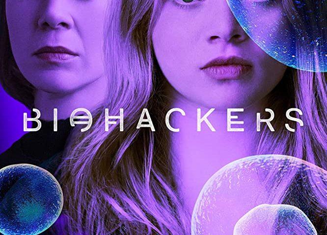 Movieposter: Biohackers