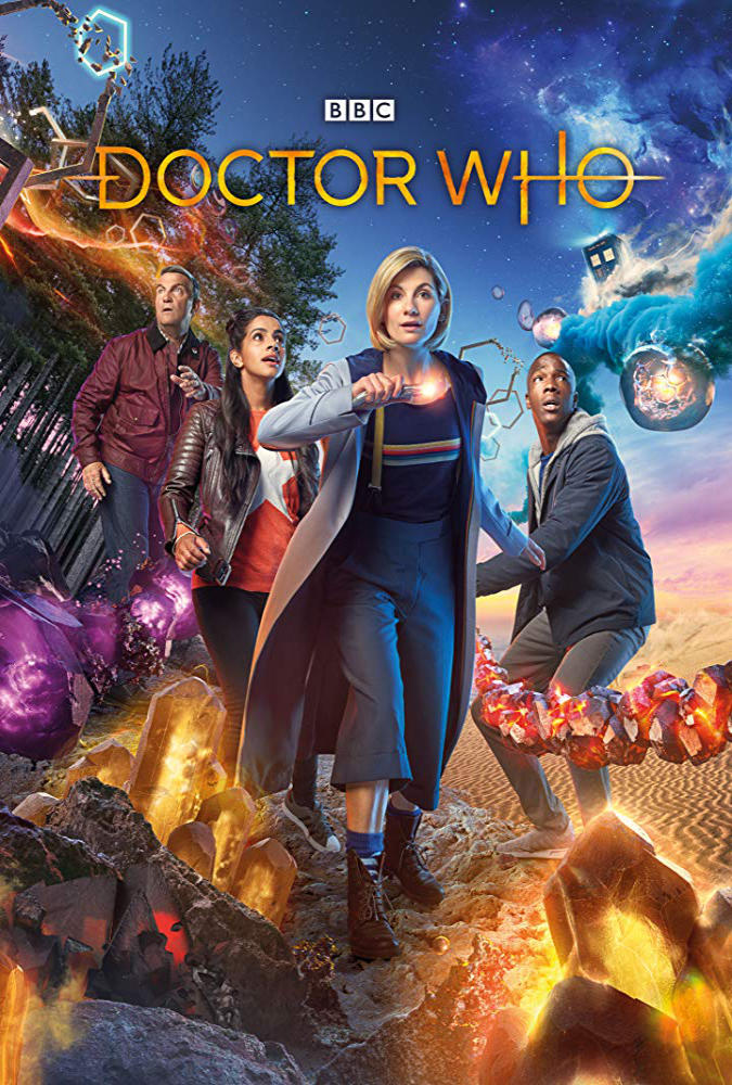 Movieposter: Dr. Who (Season 11)