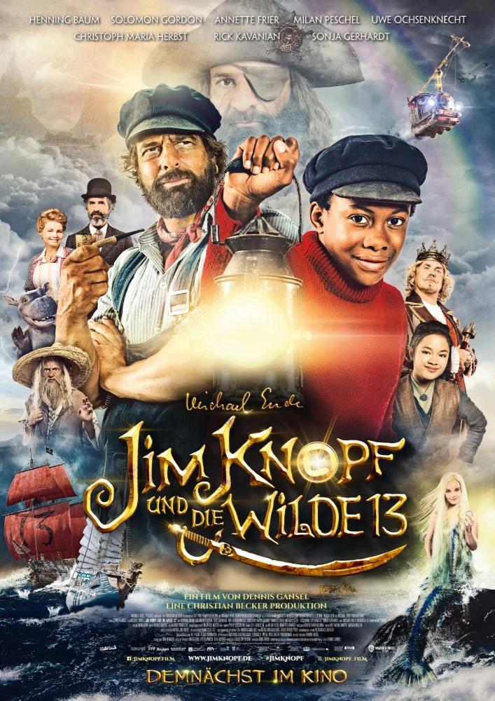 Movieposter: Jim Knopf und die Wilde 13