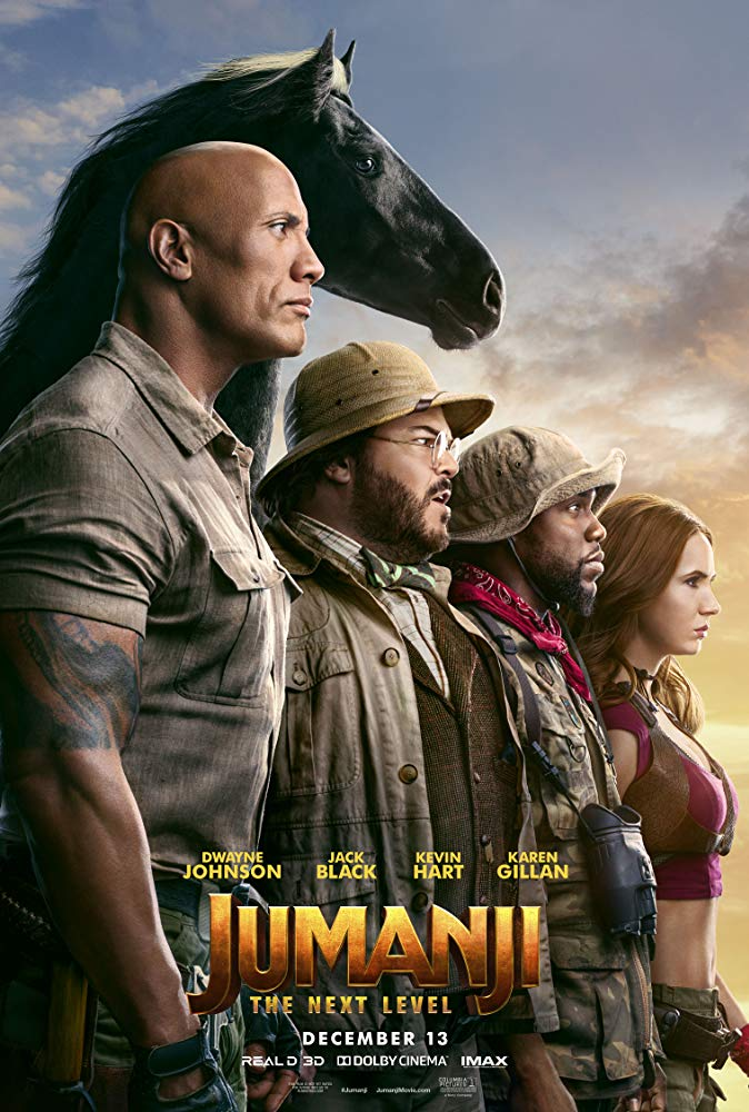 Jumanji: The Next Level - Houdini Artist