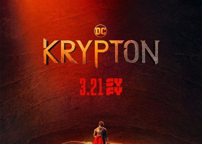 Movieposter: Krypton