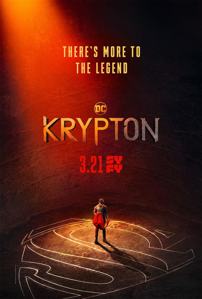 Movieposter: Krypton