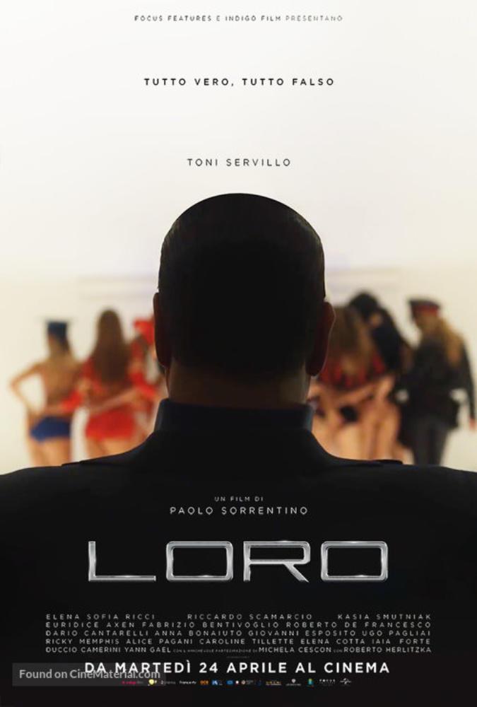 Movieposter: Loro
