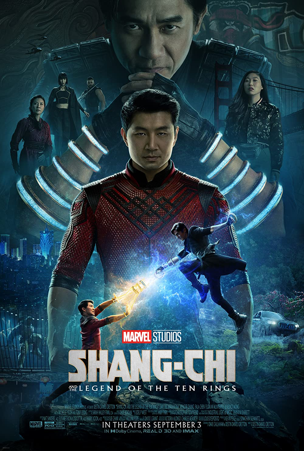 Moviepster: Shang Chi and the Legend of the Ten Rings