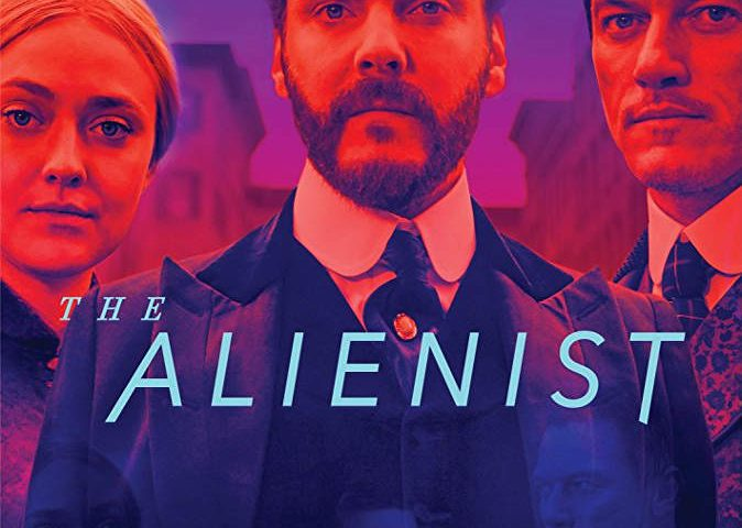 Movieposter: The Alienist