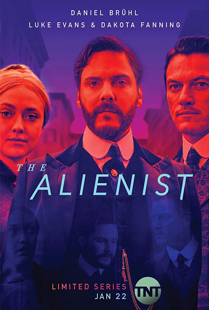 Movieposter: The Alienist