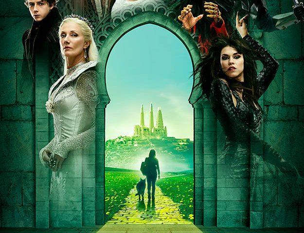 Movieposter: Emerald City