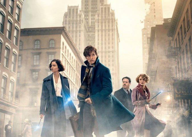 Movieposter: Fantastic Beasts