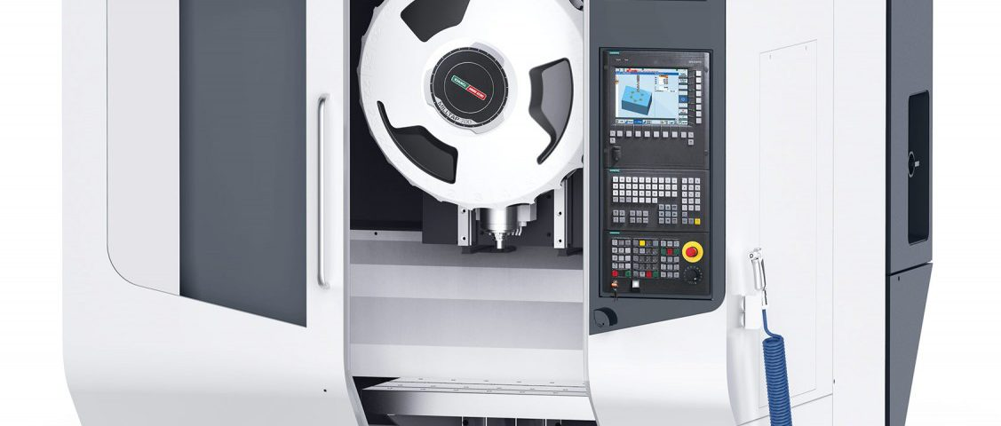 CAD-Visualisation: Milltap 700